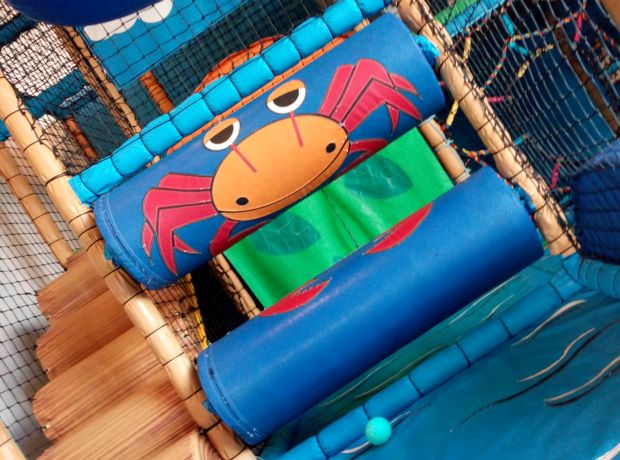Soft Play Seahorse