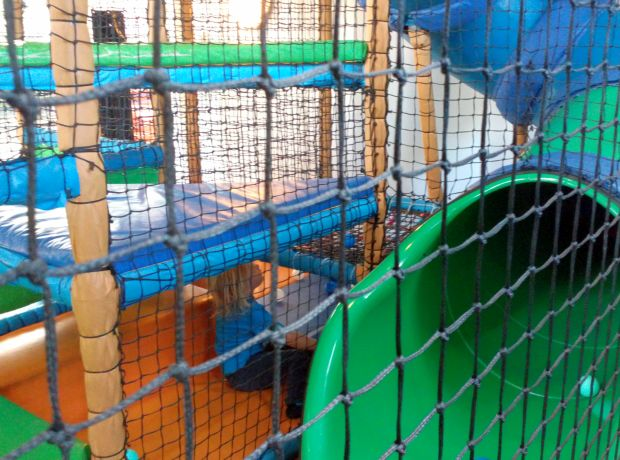 Indoor Soft Play near Mevagissey