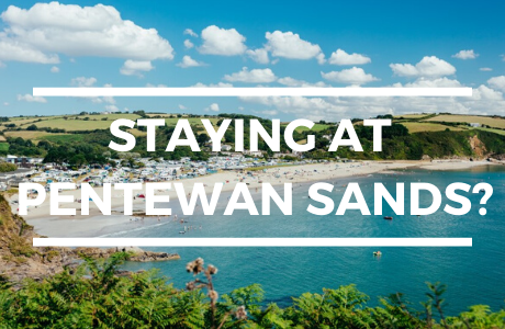 Staying at Pentewan Sands Holiday Park?