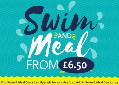 Swim and Meal Deal
